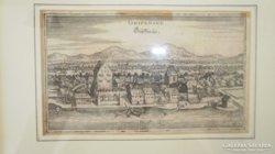 2db.rézmetszet,1650 körül,Svájc
