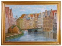 0C109 Nyugat-európai festő : Amsterdam