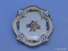 0C502 Antik különleges ROSENTHAL porcelán tál