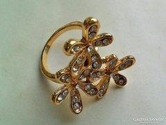 Különleges virág gyűrű 8-as