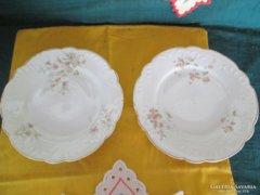 2 db Arzberg süteményes tányér