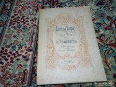 Kotta - Lucrezia Borgia - Oper in 3 Akten -  Donizetti