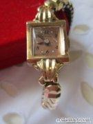 Dublé Arany Női ékszer óra