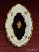 Dús aranyozású asztali kínáló  ( 0031 )