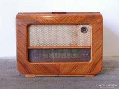 0C750 Antik Orion 520AG csöves rádió