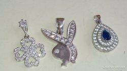 Aranyos kis ezüst (925)medálok