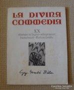 Gy. Szabó Béla La Divina Commedia