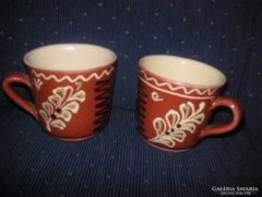 Mezőtúri  csészék