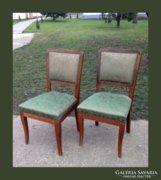 2db étkező szék