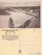 Német   Bobertalsperre - Mauer  002   1920  RK
