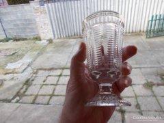 Régi Üvég pohár