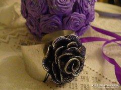 Rózsafejes széles karék