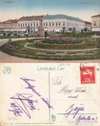 Szerbia  Subotica Szabadka   007  1917   RK