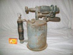 Antik benzin lámpa vagy hegesztő