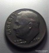 One Dime 1967 érme