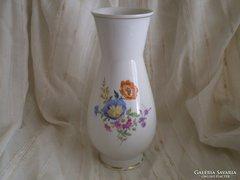 Meisseni porcelán : váza / sérült /
