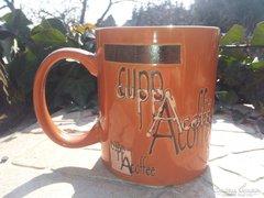 CUPP A COFFEE, KÁVÉS BÖGRE