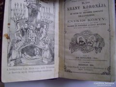 1881 IMÁDSÁGOS ÉS ÉNEKES KÖNYV