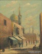 Bácskay I. jelzéssel : Cairo