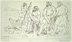 """Borsos Miklós : """"Halászok"""""""