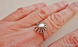 Szépséges antik ezüstgyűrű