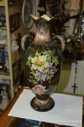 Német fajansz váza