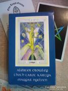 Aleister Crowley Toth Tarot Kártya magyar nyelven