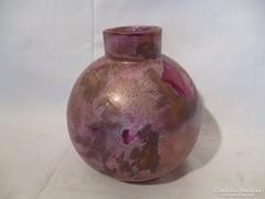 0133 Jakab Bori művészi kerámia váza