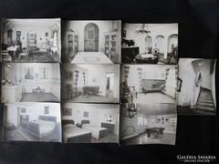 Nagypolgári polgár lakás enteiőr 10 fotó 1928 BUDAPEST