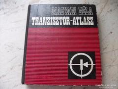 Tranzisztor atlasz eladó!
