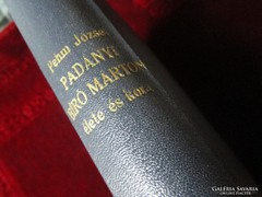 MIDSZENTY PEHM JÓZSEF : PADÁNYI BIRÓ MÁRTON 1934