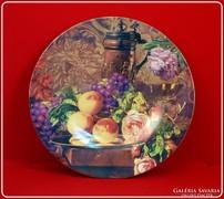 Gyümölcsös kínáló tányér