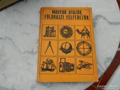 Magyar utazók, földrajzi felfedezők