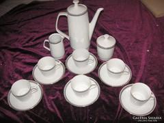 Coldiz   új német  mokkás  készlet  , jó porcelán , jó áron  !