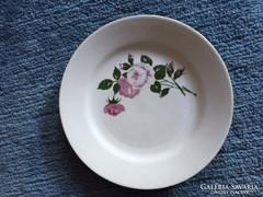 KAHLA jelzéssel, virág mintás porcelán tányér (29)