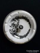 Hollóházi porcelán, hamutartó