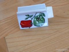 FUNNY DESIGN porcelán tubus kinyomó,hausmann tubenboy