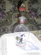 Italos palack festett törpével