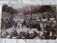 Eredeti FERENC JÓZSEF KUK FOTÓ BUDAPEST 1907