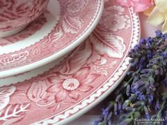 Angol pink reggelizőkészlet I.