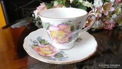 Royal Vale angol porcelán kávés/teás duó
