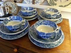 Copeland Spodes Italian régi angol fajansz teás csésze