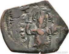 Bizánci érme, szép állapotban.