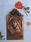 Szentkép , plakett Jézus