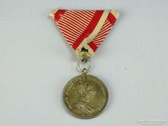 0H239 Ferencz József ezüst vitézségi kitüntetés