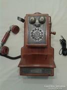Paramount 1907 Nosztalgia fali telefon, replika