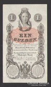 1 forint / gulden 1858. EF++!! RITKA!!!  GYÖNYÖRŰ!!!