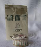 Zsolnay 10102/064 Ékszerdoboz I. o.