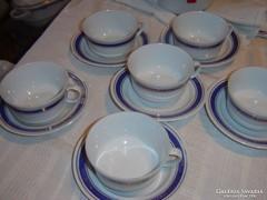 Csodaszép alföldi teás csészék