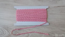 Rózsaszín farkasfog 80Ft/m